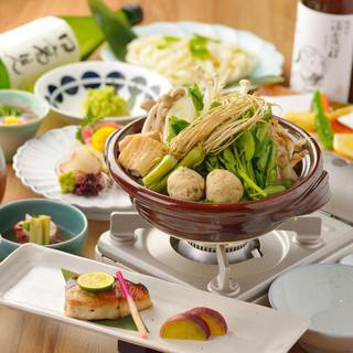 宮城・東北の郷土料理を思う存分に愉しめるのが魅力のお店