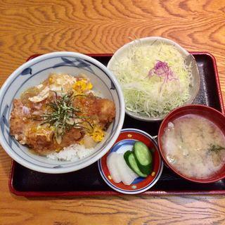 とんかつのあさ川 - 料理写真:とろりカツ丼1030円