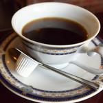 奈邪 - ドリンク写真:ブレンドコーヒー