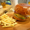 YES!BURGER - 料理写真:Home Made Bacon Burger + Egg + Chedder Cheese
