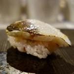 NARUMI - [2017/11]寿司⑤ 本かます焼きの握り