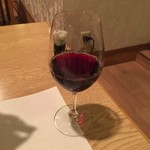 飛騨牛かわい - 赤ワイン