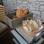 mimi - サービスのパン