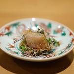 竹千代 - 小鯛の刺身