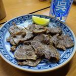 富士さん - 豚タン焼き