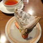 ブンブン紅茶店 - 様々な角度からお楽しみ下さい2♪
