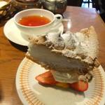 ブンブン紅茶店 - 様々な角度からお楽しみ下さい3♪