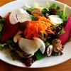 セット エ ユイット - 料理写真:野菜たっぷりサラダ
