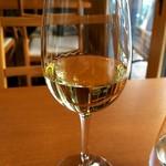 77423484 - グラス白ワイン