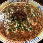 プリンス亭 - 料理写真:極辛担々麺 850円