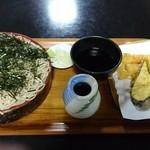 尾張屋 - 上天ざる1350円