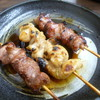 まるよし - 料理写真:私の好きな「もつ焼きベスト3」