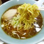 おふくろ - 旭川製麺の中加水