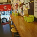 Takoyakiyamachannigouten - 店内の様子①