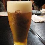 7743089 - 乾杯生ビール♪