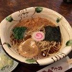 波利満屋 - 料理写真:たぬきそば 670円