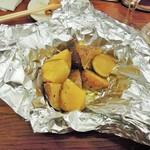 酒蔵 呑 - インカのじゃがバター