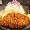 とんかつ檍 - 料理写真:ロース肉 280g!