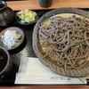 蕎麦処ふじ杜 - 料理写真:田舎そば