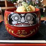 """伊勢利 - 料理写真:素敵な お顔立ちの """" 大師弁当 """" (◍ ´꒳` ◍)b"""