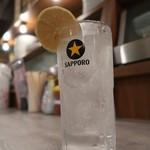 大衆食堂 むらやま屋 - レモンサワー190円