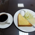 みなと茶屋 - モーニング(全体)
