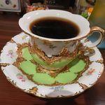 アメ横ダンケ - バターブレンドカフェ