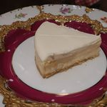 アメ横ダンケ - チーズケーキ