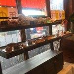 ベーカリー&カフェ キクチヤ - 2017年12月。