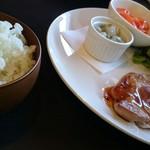 鎌倉やさいとRiche - ご飯も美味しい