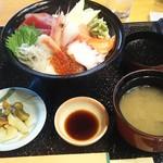 77437237 - 海鮮丼定食