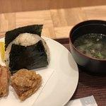 和味茶屋 こめまる - たぬきしょうが