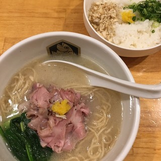 真鯛らーめん 麺魚 - 料理写真: