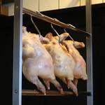 WAHINE - 蒸した丸鶏