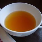 洋食ビストロ ドンピエールハート - コンソメスープ