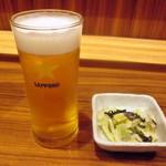 鎌倉かつ亭 あら珠 - 生ビール小