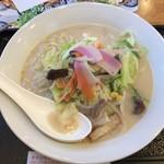 リンガーハット - 料理写真:長崎ちゃんぽん¥626