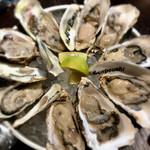 フィッシュハウス オイスターバー - 全国の生牡蠣を食べ尽くすぞー!