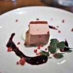 コルティヴァーレ - 苺のババロワ