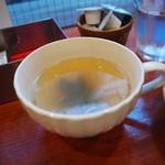 伊酒家 あずき 渋谷 - スープ