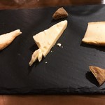 クゥー・ドゥ・ヴァン - 3種類のチーズ