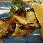 壱勢 - 料理写真:のどぐろの姿焼き