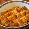 ふじたや - 料理写真:穴子丼