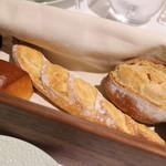 メゾン タテル ヨシノ - 自家製パン