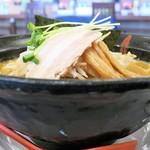 ラーメン雷豚 - 味噌ラーメン