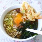 三峰そば - 料理写真:三峯そば