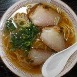 食堂 たにやま - 料理写真:中華そば