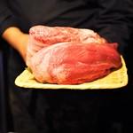 SATOブリアン - 見せ肉