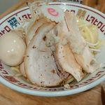 77452027 - 煮干し特製つけ麺