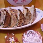 幸楽 - 料理写真:餃子~☆